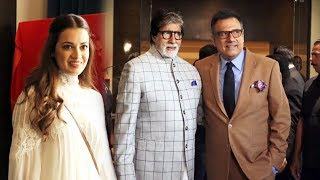 Boman Irani Production House Launch | Amitabh Bachchan, Dia Mirza