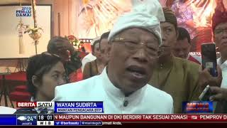 Pendukung BTP di Denpasar Gelar Doa Bersama