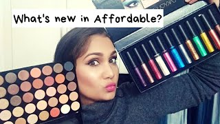 What's new in Affordable | Swiss Beauty, Maliao, Lakyou | Rs. 150 to Rs. 750