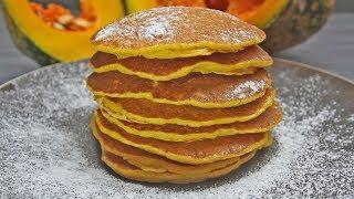 Resep PANCAKE LABU | Pumpkin Pancake
