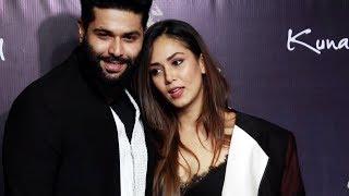Shahid Kapoors Wife Mira Rajput At Launch Of Kunal Rawal's Flagship Store
