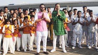 Dance Plus 4 - Puneet Pathak & Raghav Juyal Celebrate Republic Day 2019 With Finalists