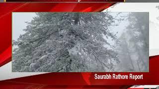 Heavy Snowfall in NARKANDA , SHIMLA , MANALI