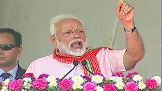 Any person who has cheated or looted the country shall be brought to justice: PM