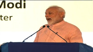 PM Modi lays foundation stone and dedicates multiple development projects to the nation in Kochi