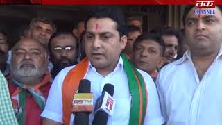 Girsomnath The MLA sent an application to the Chief Officer of the Municipal Corporation