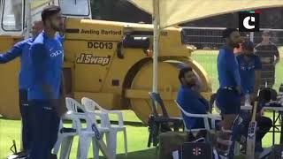 India vs New Zealand: Indian Cricket Team practices ahead of match