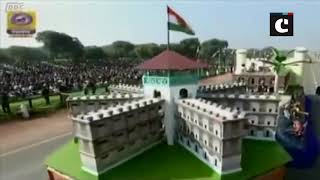 India showcases cultural heritage at 70th Republic Day parade