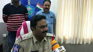 Falaknuma Police | Station Organised Blood Donation Camp On The Occasion of Republic Day - DT News