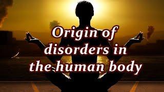 मानव शरीर में विकारों की उत्पत्ति और  प्राण शक्ति
