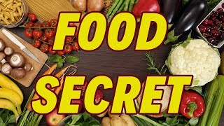 FOOD SECRET -----Less GRAINS more POWER More GRAINS less POWER