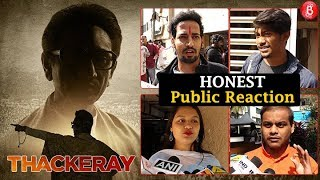 Thackeray Movie HONEST Public Reaction | Nawazuddin Siddiqui