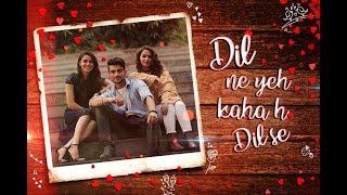 Dil Ne Yeh Kaha Hai Dil Se | The Kroonerz Project | Ft. Mann Taneja | Bhargavi Patel