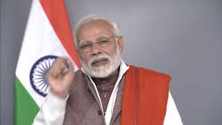 Hon'ble Prime Minister Shri Narendra Modi's address for Gandhi Mulyo Na Marge PadYatra