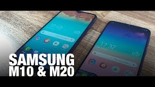 Samsung M Series Launched | Watch Unboxing, First Look & Impressions | Galaxy M10, M20 | ETPanache