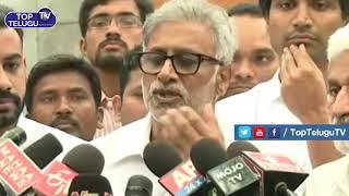 Daggubati Venkateswara Rao Press Meet After Meeting YS Jagan   Daggubati Venkateshwar Meets YS Jagan