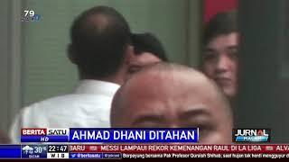 Ahmad Dhani Langsung Ditahan di Lapas Cipinang