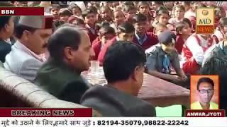 राज्य परियोजना निदेशक हिमाचल प्रदेश ने राजपुरा में किया शिक्षा संवाद