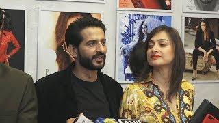 Hiten Tejwani With Wife Gauri Pradhan At Dabboo Ratnani Calendar 2019 Launch
