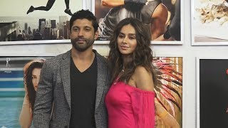 Love Birds Farhan Akhtar And Shibani Dandekar At Dabboo Ratnani Calendar 2019 Launch