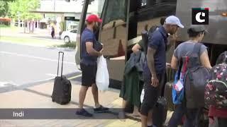 India vs New Zealand: Indian cricket team arrives in Hamilton