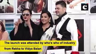 Tiger Shroff, Kartik Aryan, Rekha, & other celebs grace Dabboo Ratnani's calendar launch