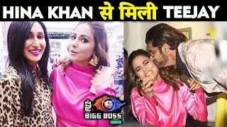Hina Khan Teejay And Karanvir Together At Dabboo Ratnani Calendar 2019 Launch