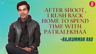 Rajkummar Raos Candid Confessions About Girlfriend Patralekhaa