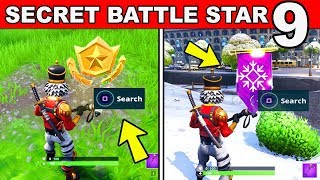 SECRET BATTLE STAR WEEK 9 SEASON 7 LOCATION Loading Screen Fortnite – WEEK 9 SECRET BANNER REPLACED