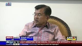 JK Contohkan Erick Thohir Berpengalaman Jika Dicalonkan sebagai Ketua PSSI