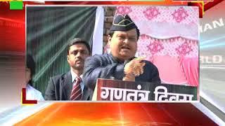 सुरेश चव्हाणके जी ने साहिबाबाद में किया ध्वजारोहण  