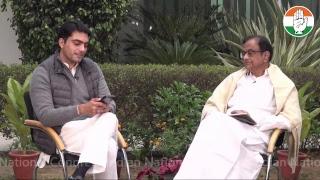 LIVE- #InConversationWith P. Chidambaram, Rajya Sabha MP & former Finance Minister