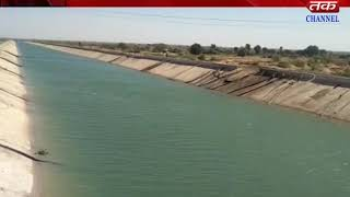 Kachchh- Reports of unfinished water from Narmada canal