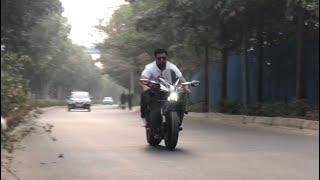 Kawasaki Ninja H2 Flyby - India - Hyderabad