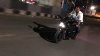 Ninja H2 Flyby India | Hyderabad