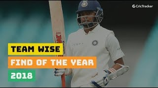Team-wise find of the year 2018 | Prithvi Shaw for India | Shaheen Afridi for Pakistan