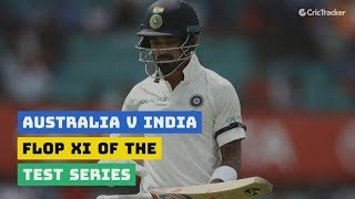 Flop XI of Australia vs India Test series 2018-19   KL Rahul to open   Starc as pacer