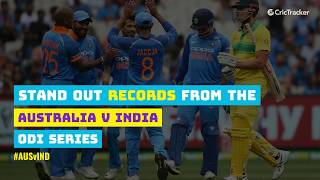 Here are the stand out records from historic series between Australia and India in Australia.