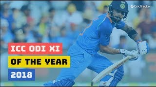 ICC ODI XI of the year 2018 | Virat Kohli as captain | Jos Buttler to keep wickets