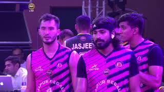 3BL Season 1 Round 6(Mumbai) - Full Game - Day 1 - Jaipur Regals vs Chandigarh Beasts