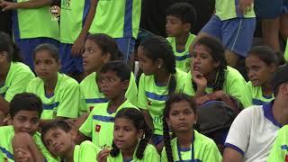 3BL Season 1 Round 6(Mumbai) - Full Game - Day 1 - Delhi Hoopers vs Goa Snipers