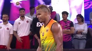 3BL Season 1 Round 6(Mumbai) - Full Game - Day 1 - Hyderabad Ballers vs Ahmedabad Wingers