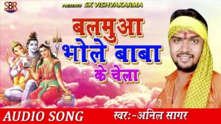 बलमुआ भोले बाबा के चेला | Balmua Bhole Baba Ke Chela | Anil Sagar | Bolbum Bhojpuri Song - 2017