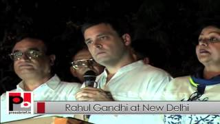 Congress Vice President Rahul Gandhi- This country cannot progress with lies
