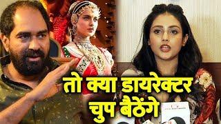 Mishti Chakraborty Reaction On Kangana Ranaut CHEATING Manikarnika Director Krish