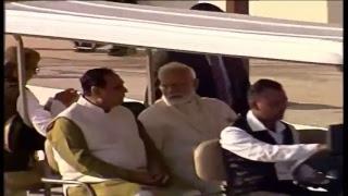 PM Modi inaugurates Dandi Yatra Salt Memorial & Museum in Dandi, Gujarat