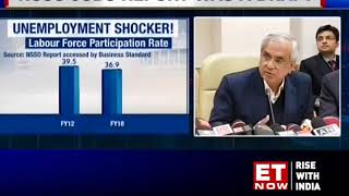 NSSO report citing high unemployment rate not verified: Niti Aayog