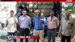 Vankaner - Alcohol-loaded trucks are seized
