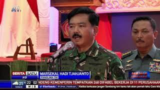 Keamanan di Papua Menjadi Prioritas Kerja TNI Tahun 2019