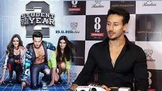Tiger Shroff Talks On Student Of The Year 2 With Tara Sutaria And Ananya Pandey